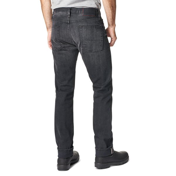 Isola Straight Denim (Vintage Black) - Vintage Black
