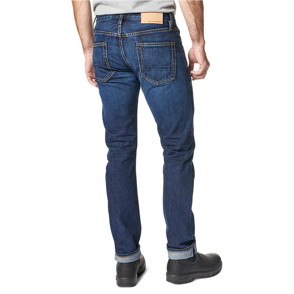Isola Straight Denim - Vintage Indigo