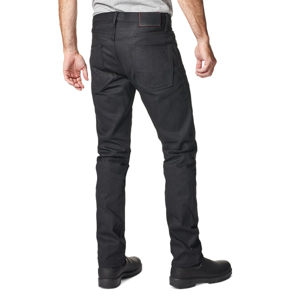 Missendon Original Slim Denim (Raw Black) - Raw Black