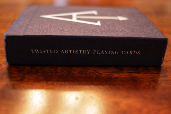 Twisted Artistry Playing Cards Signed/Numbered Limited to 52