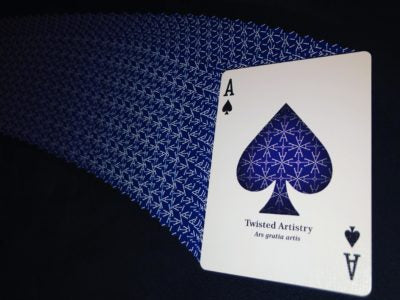 Twisted Artistry Playing Cards [First Edition]AVAILIBLE SOON AS EXTRAS FOR MY UPCOMING KICKSTARTER!