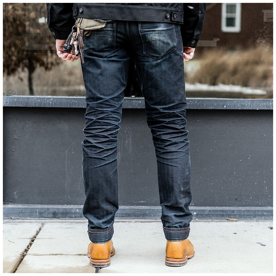 Selvedge 101: Learning the Lingo