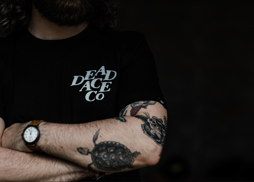 Dead Ace Co. Tees