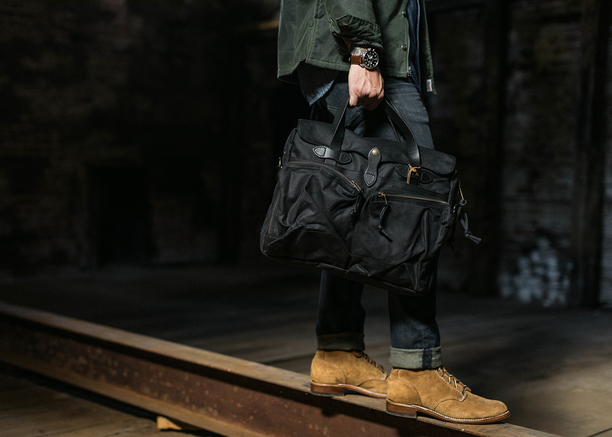 Best Travel Bag: Filson's 24 Hour Duffel