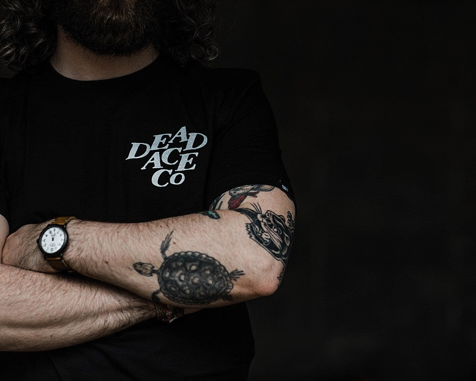 Dead Ace Co. Tees from James Dant