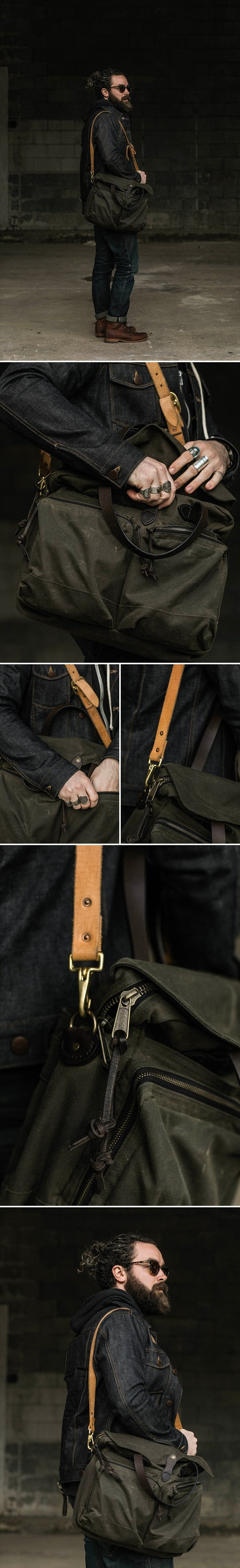 Filson Bags from James Dant a Store for Men
