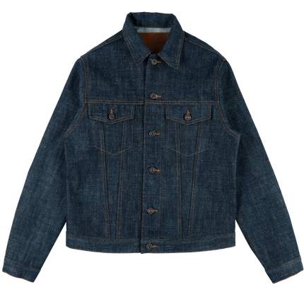 14.5oz Japan Heritage Returns Jacket - Indigo