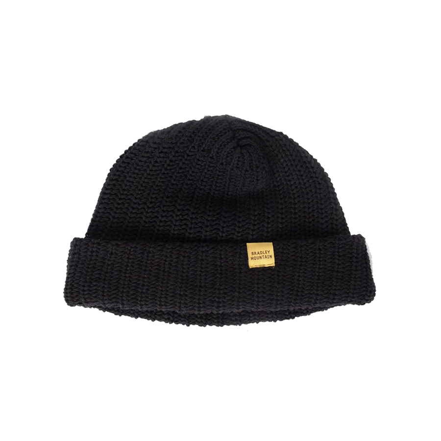 BM Watch Cap - Black