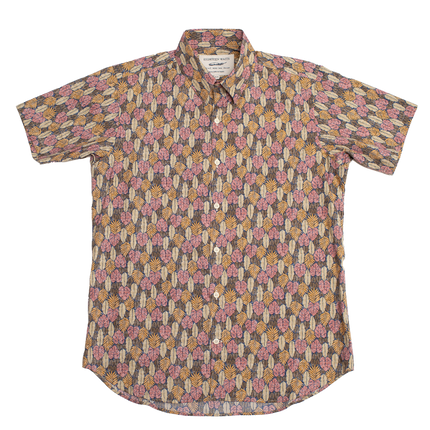 Short Sleeve Dylan - Faded Tropics