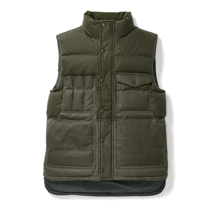 Down Cruiser Vest - Otter Green