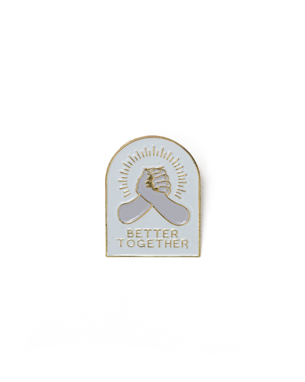 Better Together Pin