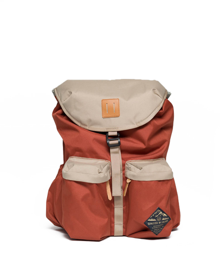 30L Base Backpack Rust/Tan