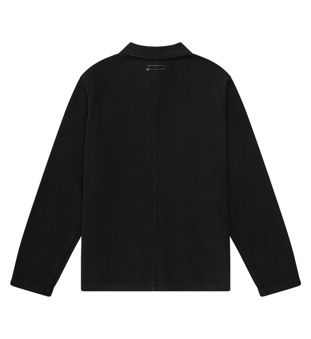 Worker Coat - Black
