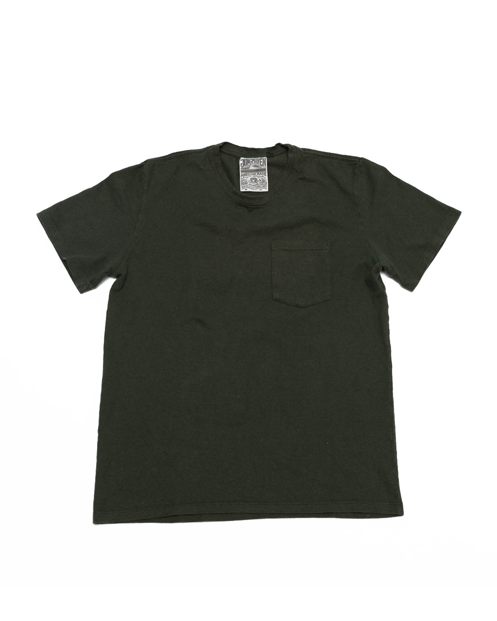 Baja Pocket Tee 7oz