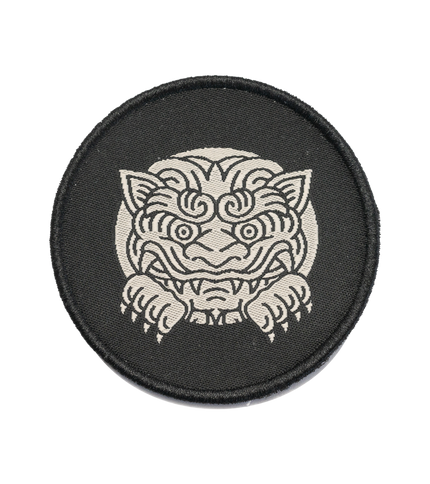 Sneak Peek Patch - Black