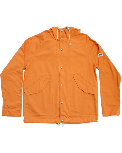 Davenport Jacket - Orange