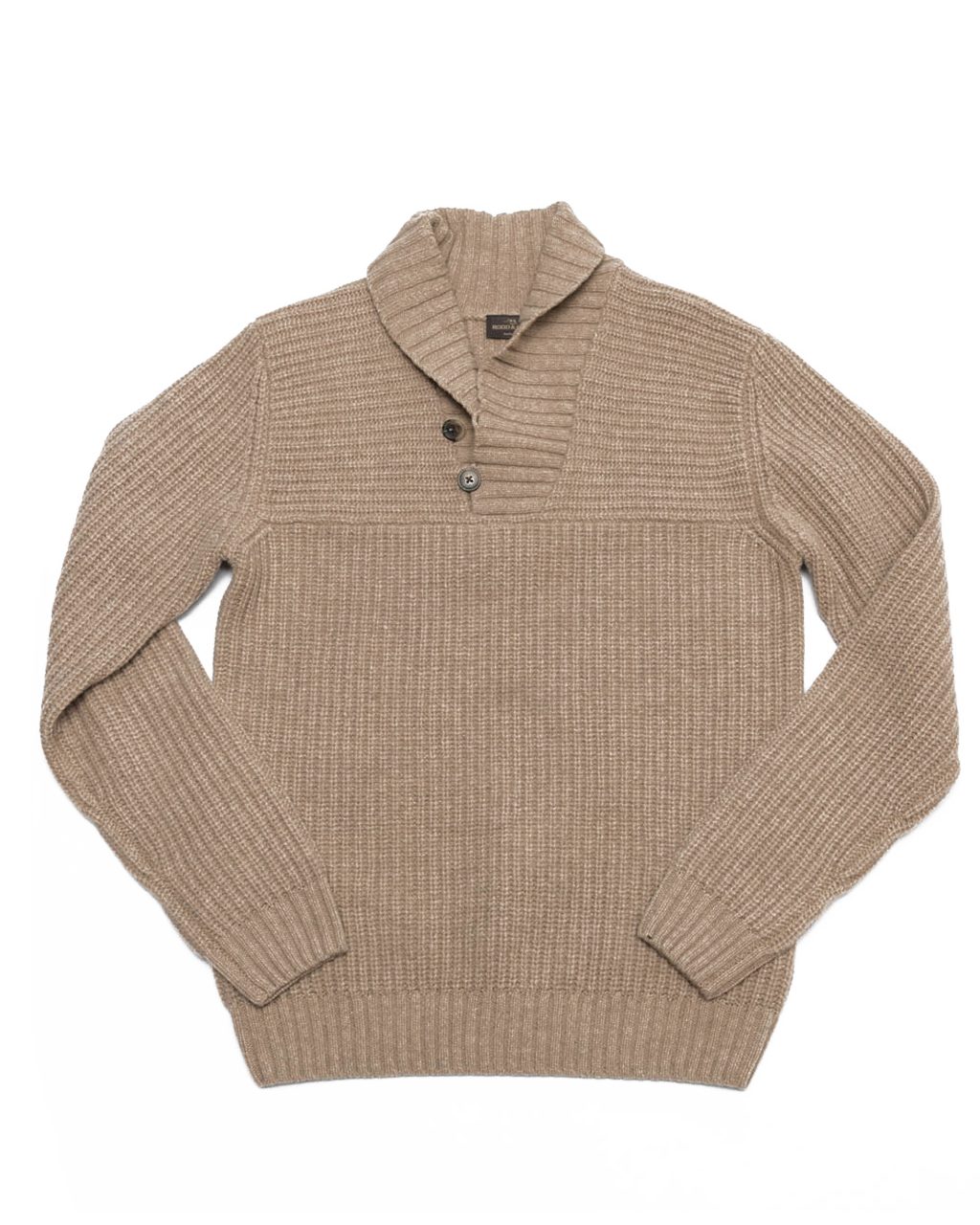 Spurling Knit Sweatshirt