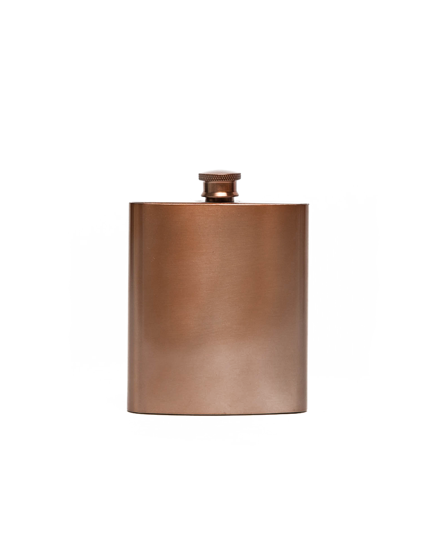Stainless Steel Copper Flask