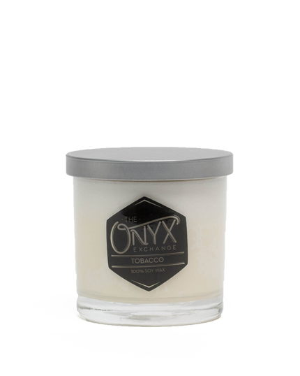 Onyx Candle Lux