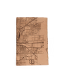 Plan of Indianapolis Journal - Natural