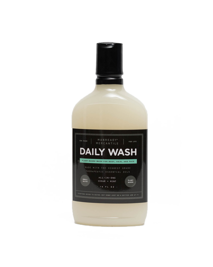 Daily Wash - Cedar + Mint