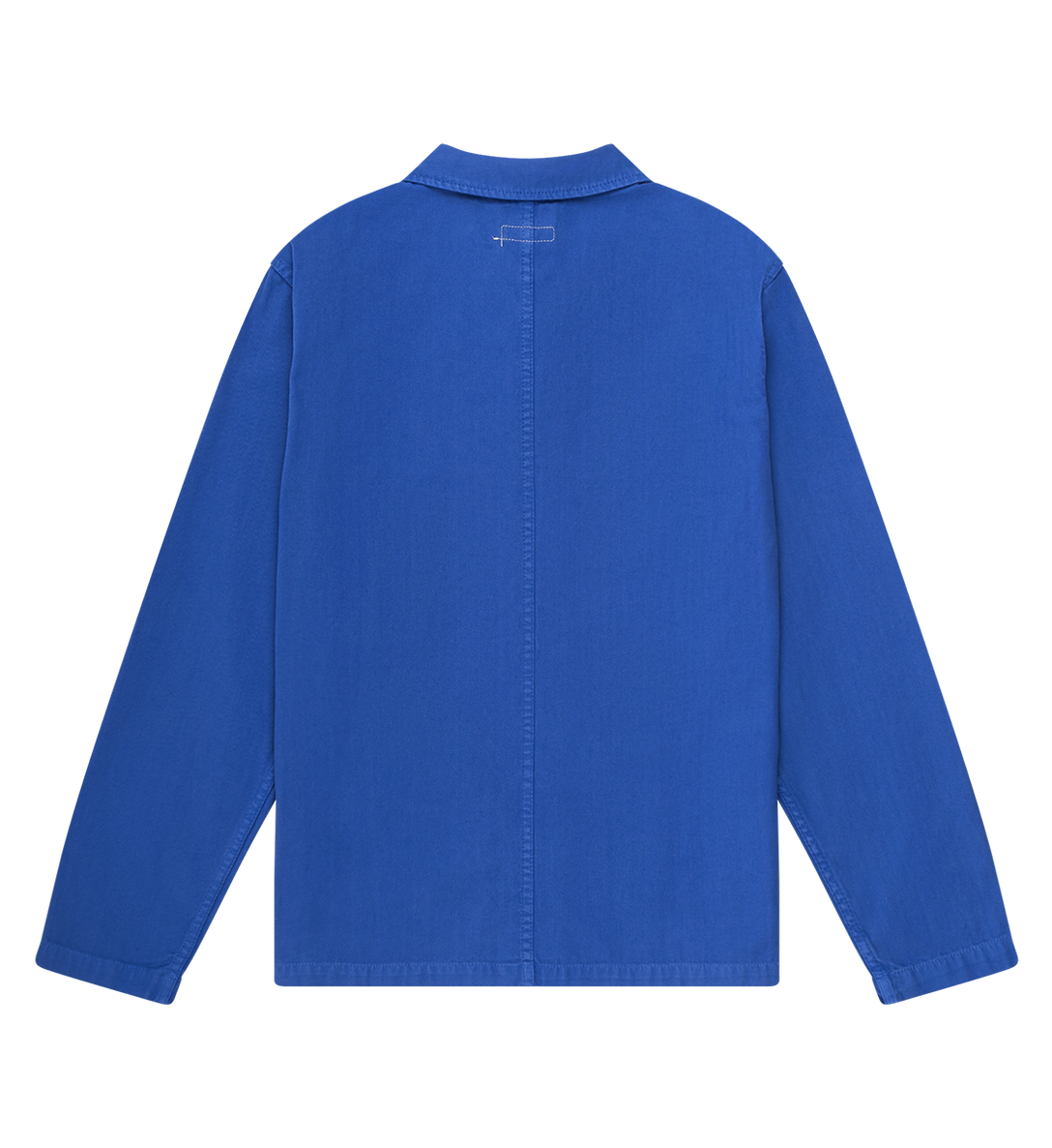 Worker Coat - French Blue