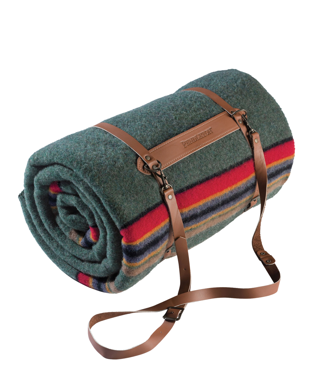 Yakima Twin Camp Roller Blanket - Red Mountain