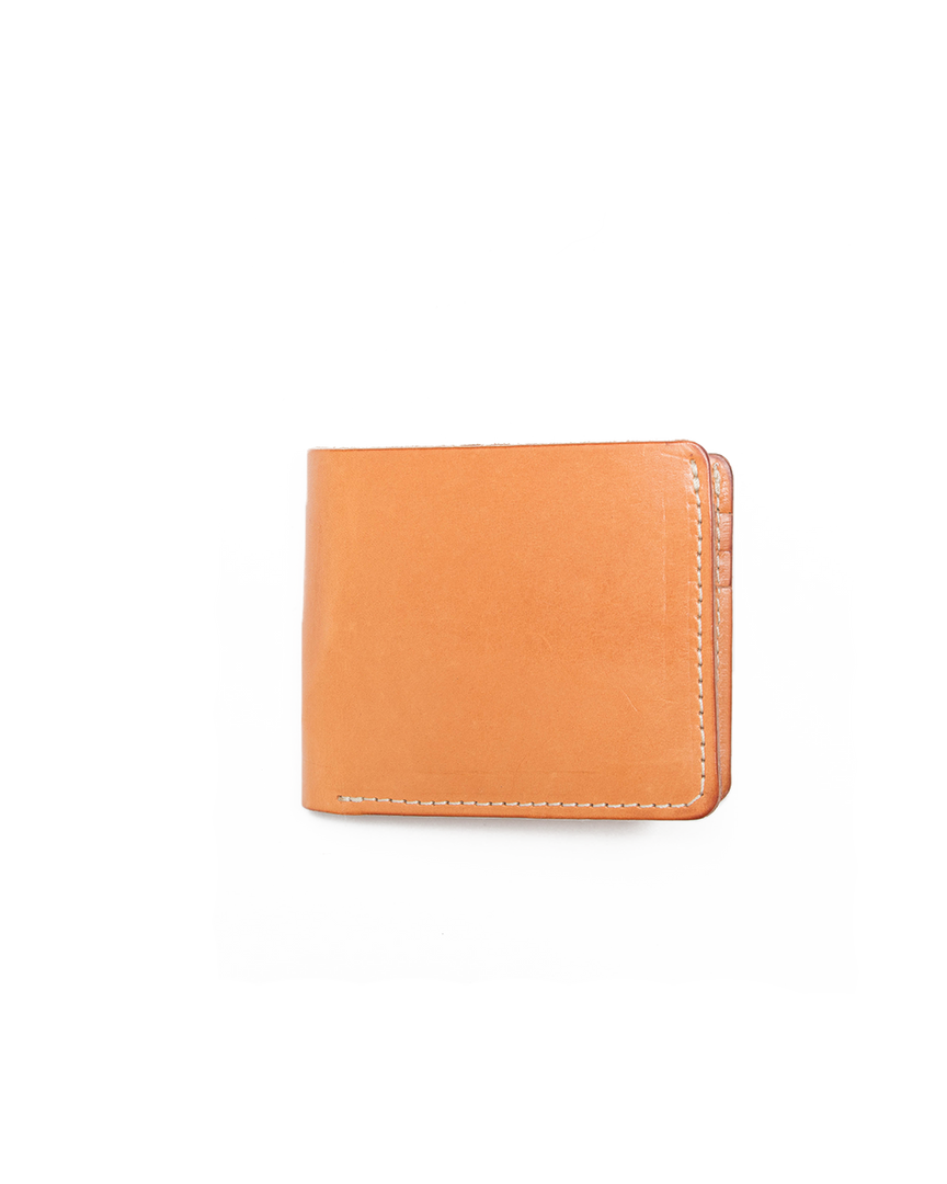 Classic Bifold - London Tan