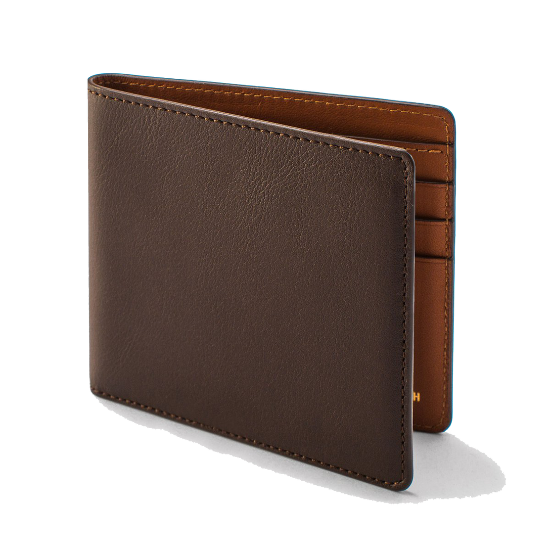 The Minimalist Bifold - Brown