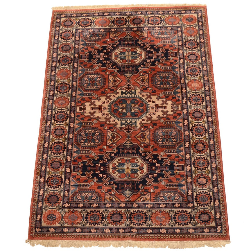 "Hand-Knotted Capel ""American Classics"" Persian-Inspired Wool Rug"