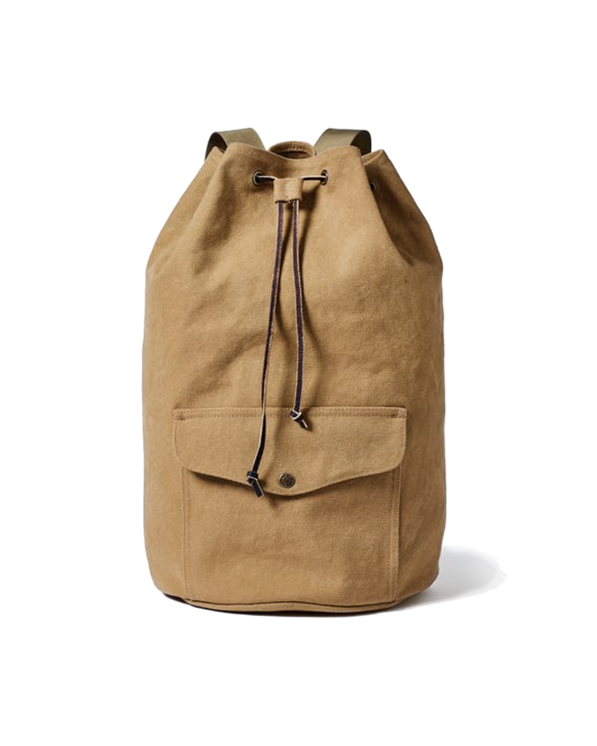Washed Canvas Pack - Tan
