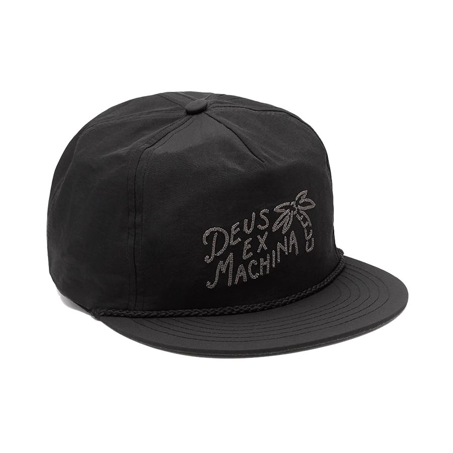 Holiday Cap - Black