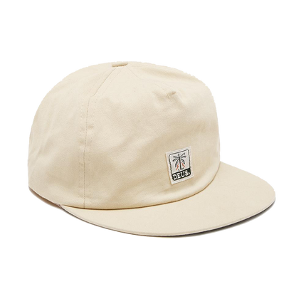 Gimenez 5 Panel Cap - Seedpearl