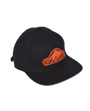 Oregon Beaver Baseball Cap - Black, Orange