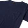 Deus Pocket Tee - Navy