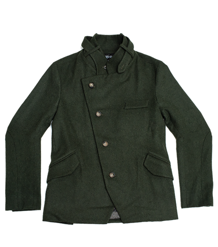 Brigadier Jacket - Mountain Pine Wool
