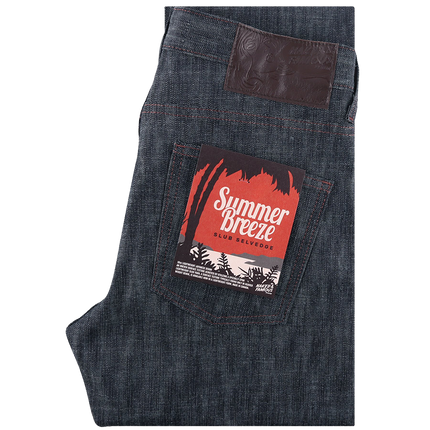 10oz - Summer Breeze Slub Selvedge - Super Guy