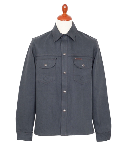 Fargo Shirt - Powderville Grey