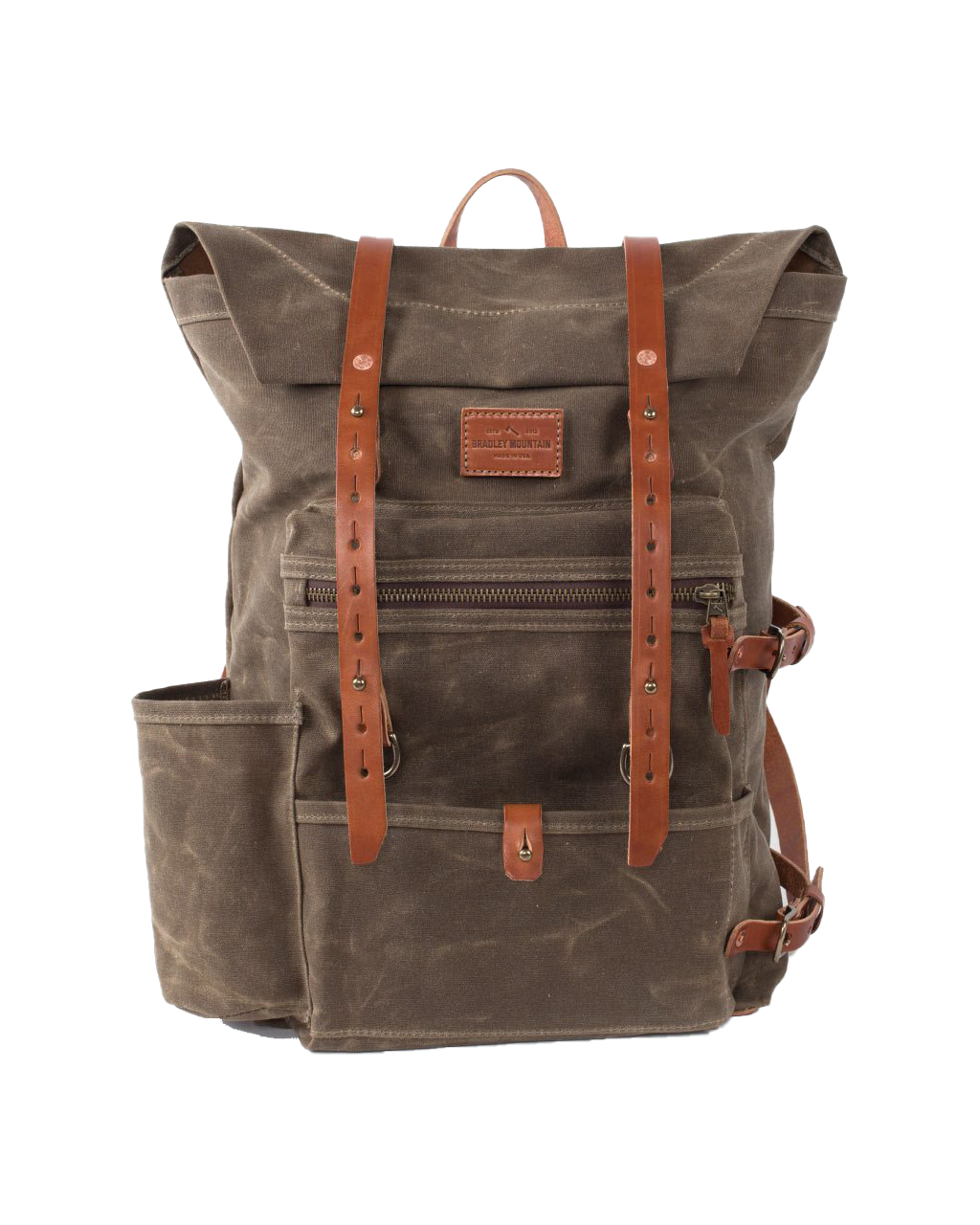 The Wilder Bag - Field Tan