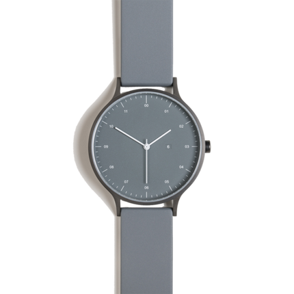 Instrmnt Watch - Gun Metal/Mid Grey