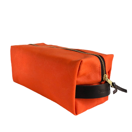 HM Dopp Kit - Orange