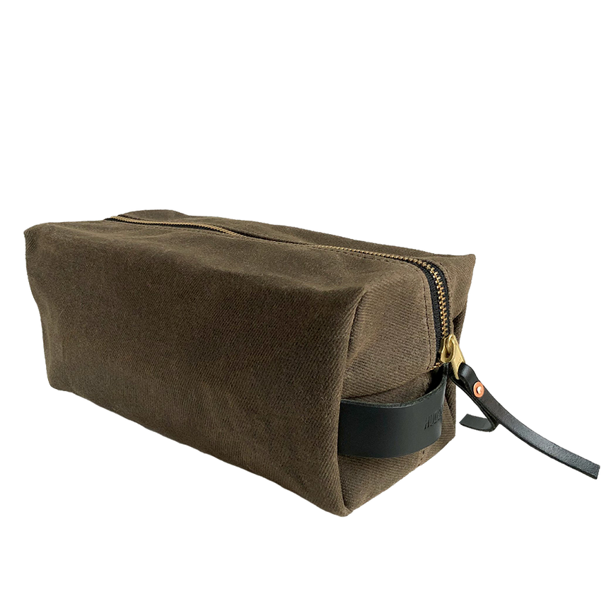 HM Dopp Kit - Brown