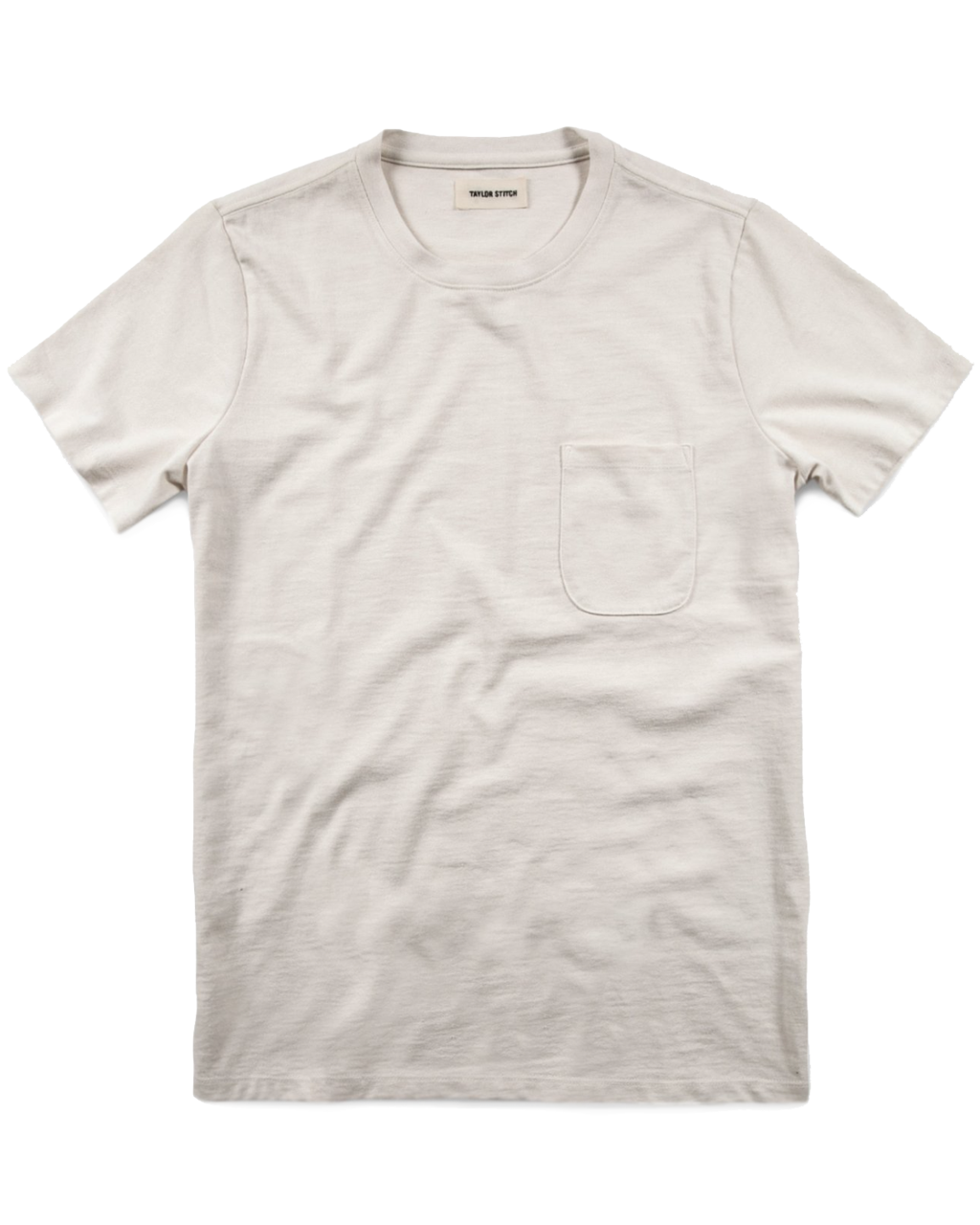 The Heavy Bag Tee - Natural