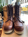 Gently Used 8830D - 8-Inch Classic Moc - Copper Rough & Tough - Size 9