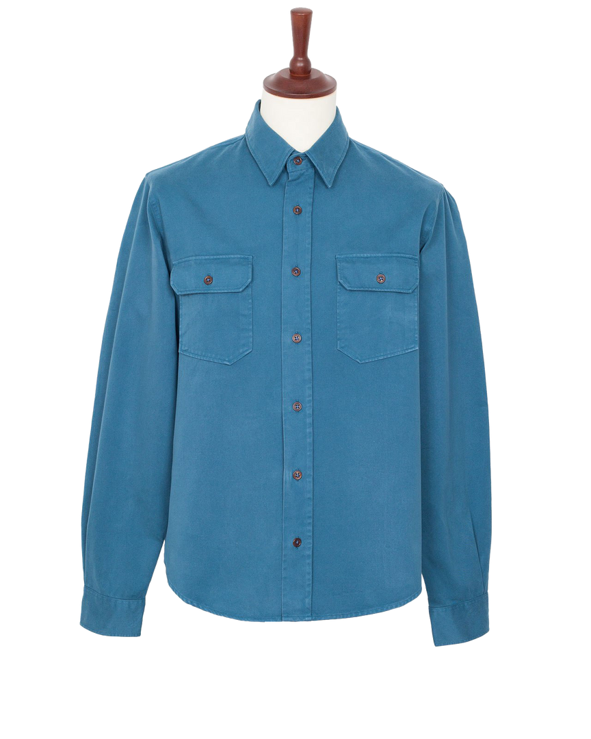 Alamo Cotton Twill - Ocean