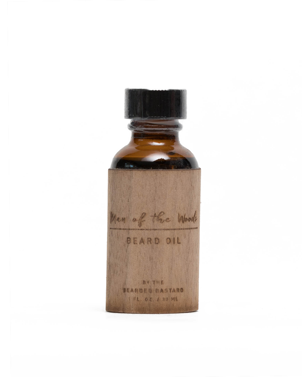 Man of the Woods Beard Oil