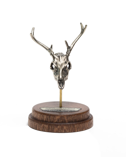 White-Tailed Deer Pendant