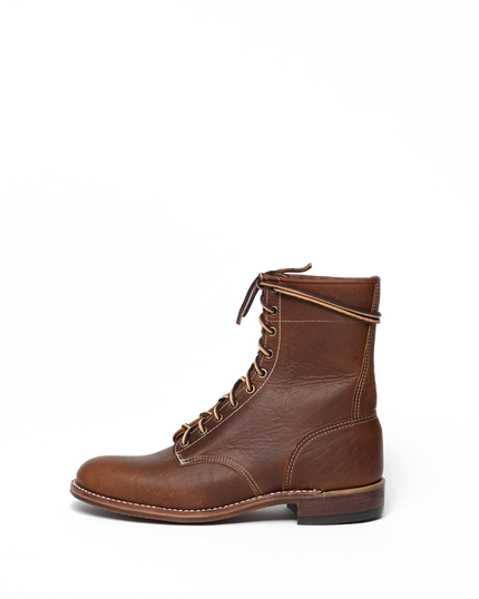 "The 9"" Pursue Boot  — Golden Brown"