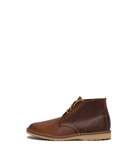 3322 - Weekender Chukka Copper Rough & Tough