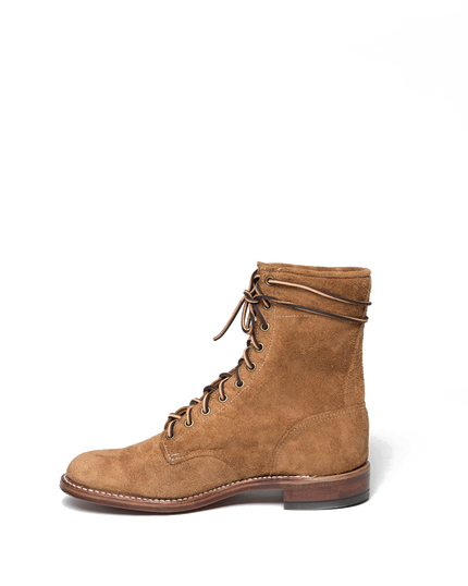 "The 9"" Pursue Boot - Crazy Roughout"